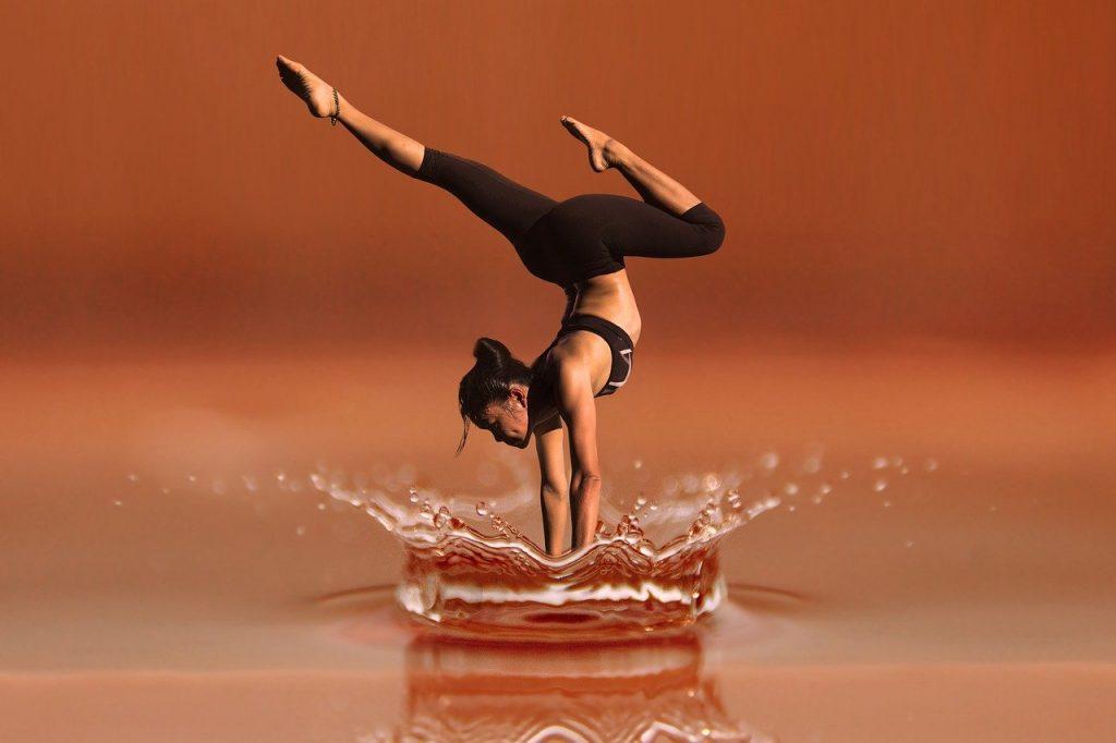 sport et eau